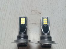 2x H7 LED pirnid 110w Canbus 6000K