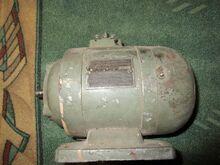 El.mootor 270W /3f 1400 p