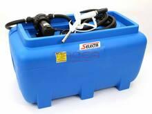 AdBlue mahuti elektripumbaga 200 l Silvan Selecta