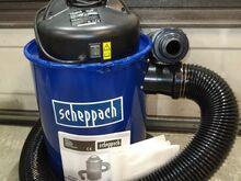 Puruimeja Scheppach HA1000