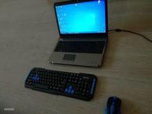 2 sülearvutit korraga Dell ja ibm