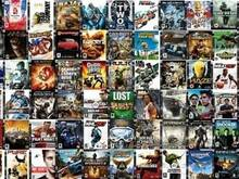 Palju Sony Ps3 mänge playstation 3
