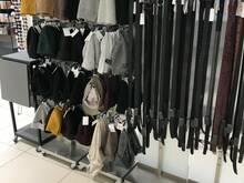 Sallide ja mütside stend/Püksirihma stend ratast