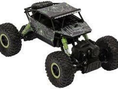 Puldiga mänguauto STARKID Rock Crawler 2.4GH 27cm