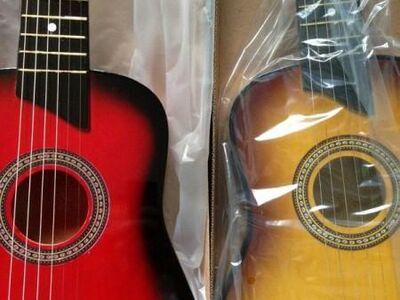Laste kitarr uus, värvivalik
