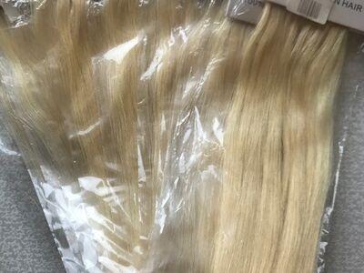 Keratiin kinnitusega juuksepikendused 65cm