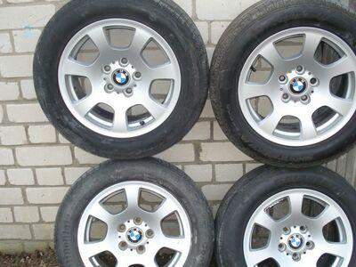 """BMW SUVEREHVDEGA RATTAD 225/55 16"""""""