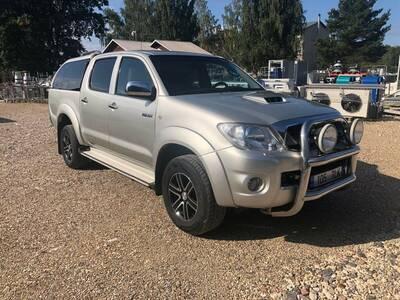 Toyota Hilux 2.5 106kW
