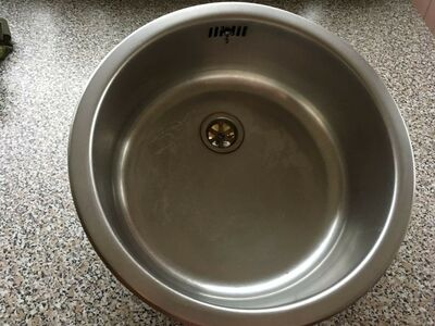 Kraanikauss (läbimõõt 41 cm)