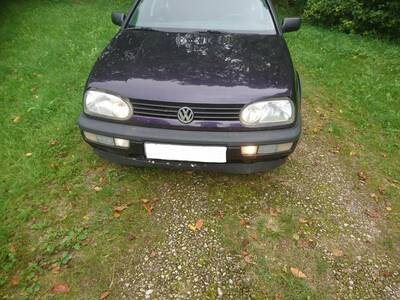 VW Golf 3 1.9 TDI 97.a Varuosadena