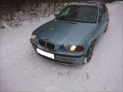 BMW 316i E46 99.a Varuosadena