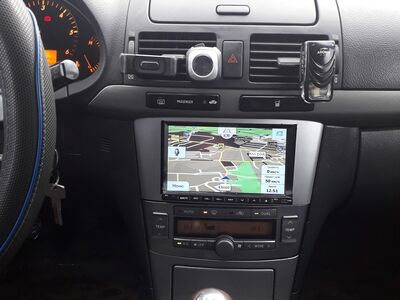 Toyota Avensis 2008 diisel 2,0 93kW