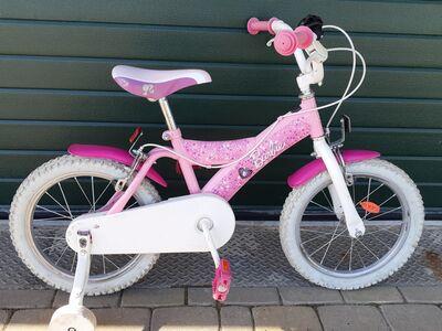 """Laste jalgratas """"Barbie"""" 16"""""""