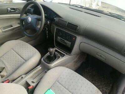 VW Passat b5 1,6 74kw varuosadeks