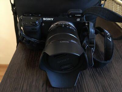 Kaamera SONY NEX-7