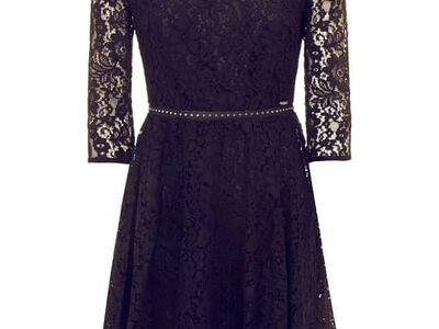 Kasutatud Guessi must kleit