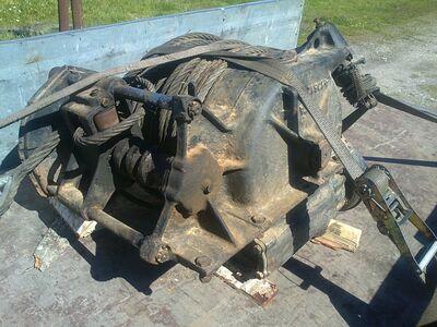 Vints suurele traktorile või väljatõmbajale