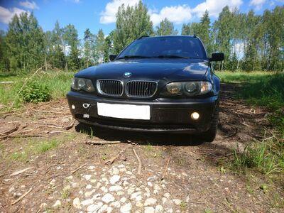 BMW 320D E46 Facelift Touring Varuosadena