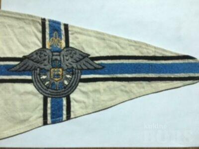 EW märk moto lipp EAK EMK ESYC EAMÜ UNION BAAC