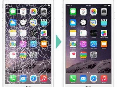 IPhone 6S ekraanivahetus / telefoni remont