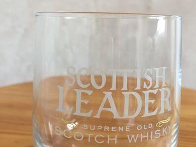 Viski klaas Scottish Leader.Uus.