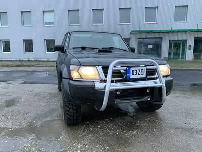 Nissan Patrol Y61 3.0 - Vahetuse võimalus