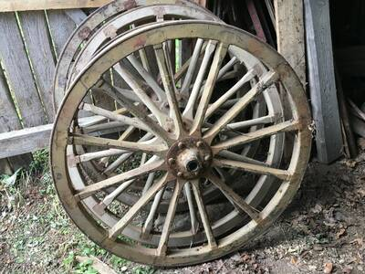 Suured vankri rattad