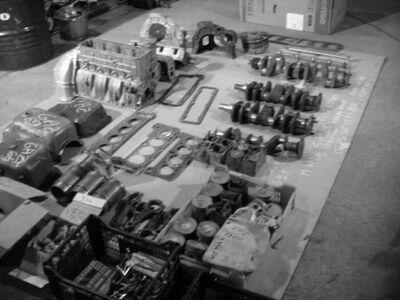 GAZ, UAZ, VAZ ja MOSKVICH mootorite varuosad