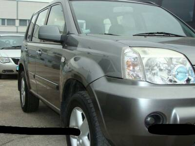 NISSAN   X-TRAIL  NELIVEDU