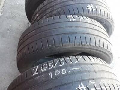 205/55/R16 Michelini suverehvid 4tk