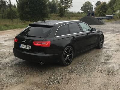 Audi A6 Quattro  3.0 TDI 180 kW12
