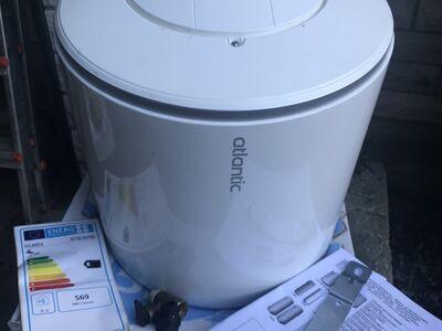 Boiler Atlantic 15 L