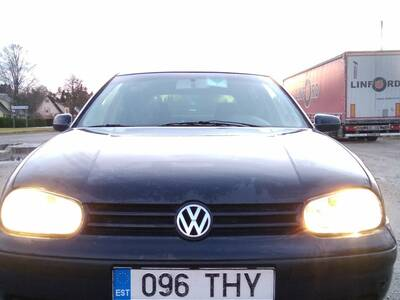 Volkswagen Golf 4 Edition 1.9TDI