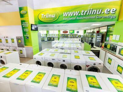 Kasutatud Kodumasinad Garantiiga - üle Eesti