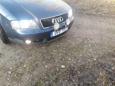 Audi a6 c5 2.5tdi 120kw 2003a.varuosadeks