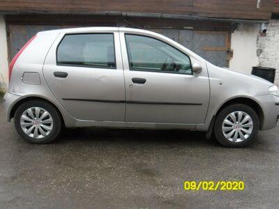 Fiat Punto 1,2L 44 kW, ül 7/20 a