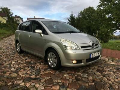 Toyota Corolla Verso 1.8vvti läbisõit 155000!!!
