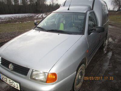 Vw caddy kasten 1.4 55 kW 2001 a