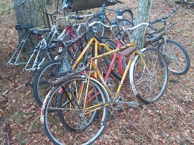 Jalgrattad ja raamid