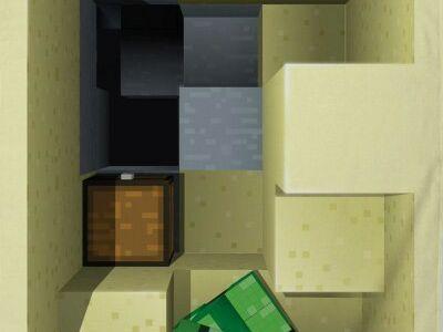 Minecraft Saunarätik