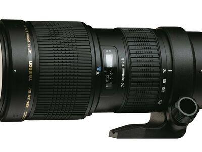 Uus Tamron SP AF 70-200mm F2.8 Di LD (Canon