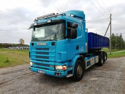 Scania R124 294kW