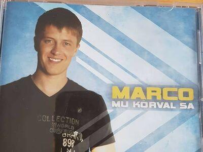 MARCO. MU KÕRVAL SA. CD
