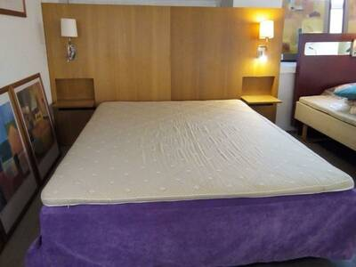 Kušett - voodi 160 x 200 + voodipäis