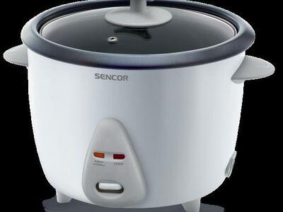 Riisikeetja+aurutaja Sencor