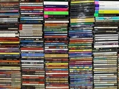 Muusika, CD-d lai valik