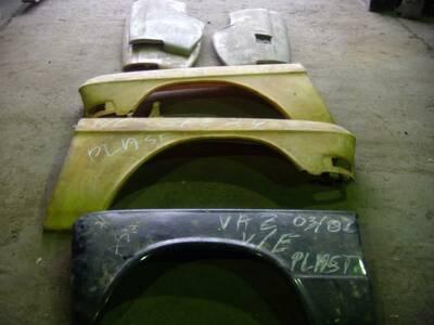 GAZ /VAZ plast keredetailid