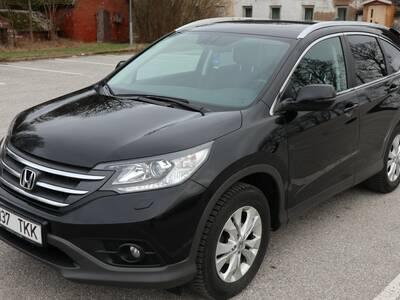 Honda CRV 2,0 Elegance