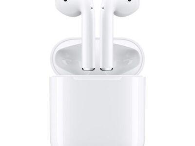 Apple Airpods (iPhone/iPad/Mac) kõrvaklapid, uued