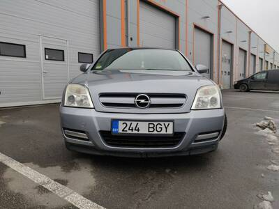 Opel Signum 2.2D